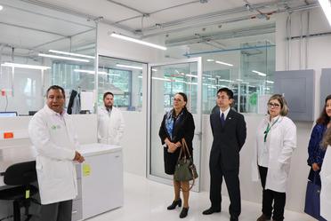 La colaboración Japón–INECC fundamental para seguir fortaleciendo las capacidades técnico científicas de México