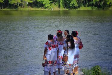 Certifican al Ejido Laguna Om como Área Destinada Voluntariamente a la Conservación