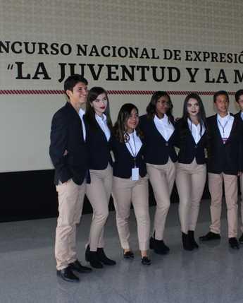 """Ganadores del XIX Concurso Nacional de Expresión Literaria """"La Juventud y La Mar"""" 2019"""