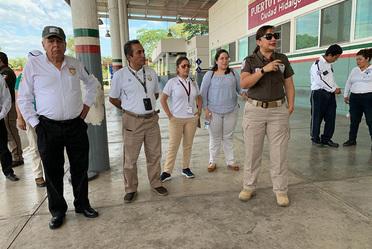 Puerto Fronterizo Ciudad Hidalgo