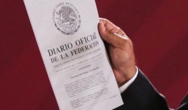 Reconoce STPS al Poder Legislativo por la aprobación de la  Ley Orgánica del Centro Federal de Conciliación y Registro Laboral