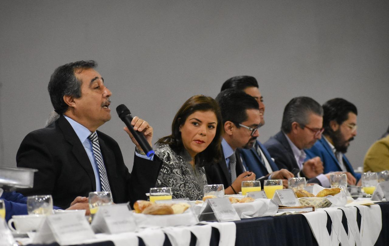 Centro Federal de Conciliación y Registro Laboral vital para la democracia y libertad sindical: Domínguez Marrufo