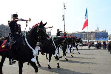 """Desfile Histórico del 20 de Noviembre Conmemorativo al """"CIX"""" Aniversario de la Revolución Mexicana."""