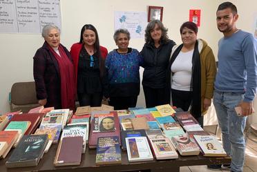 Visita de la maestra Elsa Veites directora del INAPAM a los módulos de afiliación de Zacatecas y Coahuila