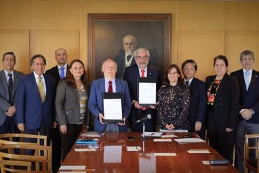 La Semarnat y la UNAM fortalecerán el trabajo en conjunto de investigación científica y cultural.