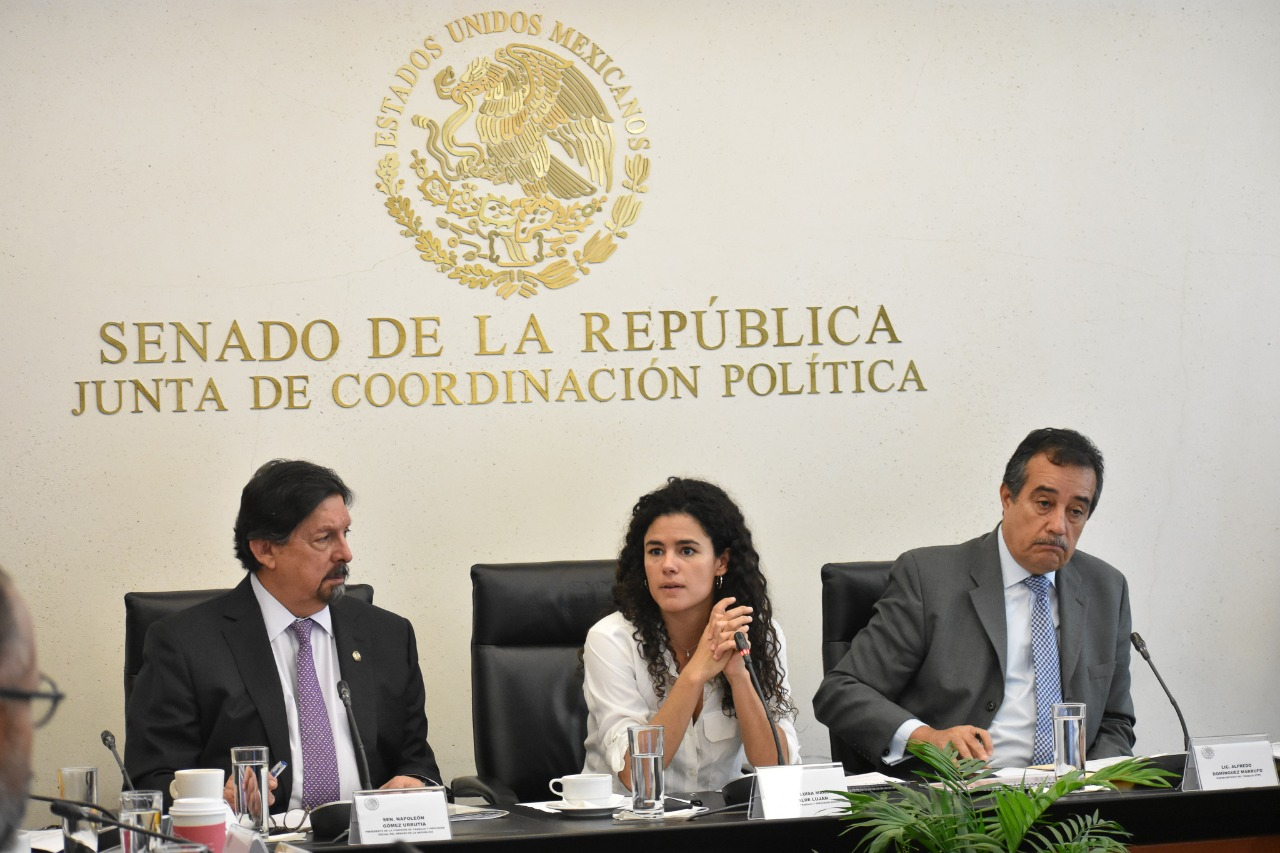 Hay recursos suficientes para la implementación de la  Reforma Laboral: Luisa Alcalde