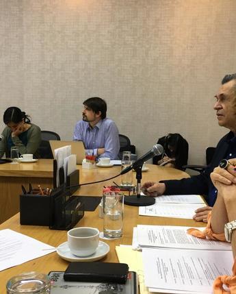 IX Reunión virtual con los equipos técnicos de los países miembros miembros MIRPS
