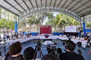 Fonatur anuncia consultas sobre el Tren Maya en Tabasco, Chiapas, Campeche, Yucatán y Quintana Roo