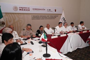 Conferencia Nacional de Migración