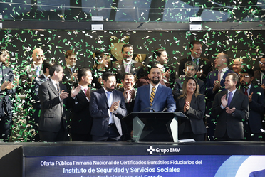 FOVISSSTE coloca durante 2019 en la BMV $14,000 millones en certificados bursátiles