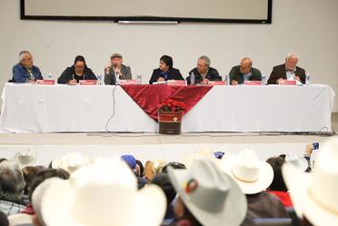 Reunión informativa y de diálogo ciudadano Río Sonora.