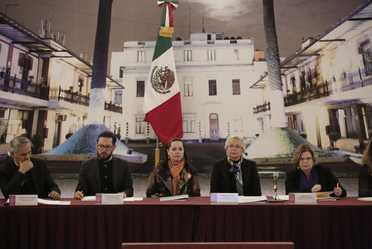 La 19° Reunión de del Grupo Interinstitucional de Prevención del Embarazo Adolescente estuvo presidida por la Secretaria de Gobernación, Olga Sánchez Cordero.