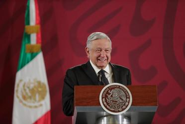 Conferencia de prensa del presidente Andrés Manuel López Obrador, del 20 de diciembre de 2019