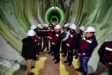 Túnel Emisor Oriente. Seguridad Hidráulica para la Zona Metropolitana, desde Huehuetoca, Estado de México
