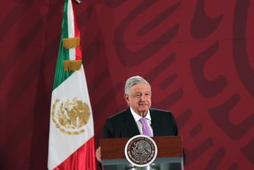 Conferencia de prensa del presidente Andrés Manuel López Obrador, del 24 de diciembre de 2019