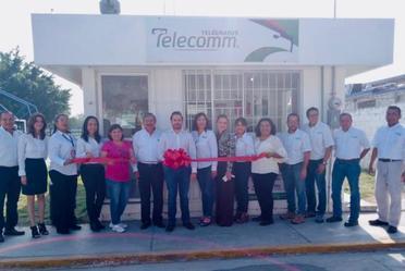 Telecomm Apertura Nueva Sucursal en Tampico, Tamaulipas