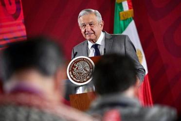 Conferencia de prensa del presidente Andrés Manuel López Obrador, del 3 de enero de 2020