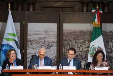 """mesa de diálogo """"Igualdad de Género para el crecimiento incluyente en México"""""""