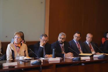 Reunión Regional Europa. Día 4 de la XXXI REC