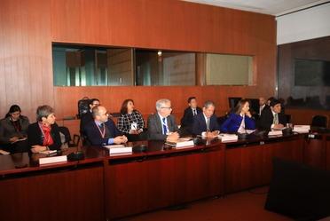 Reunión Regional Medio Oriente y Asia Central. Día 4 de la XXXI REC