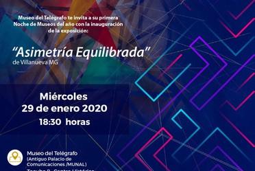 Museo del Telégrafo - Actividades Especiales Enero