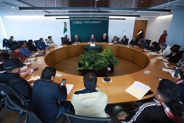 Reunión Toxitour México