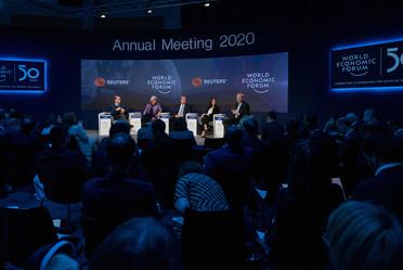 2020-ene-22, Participación de México en el Foro Económico Mundial 2020 en Davos, Suiza