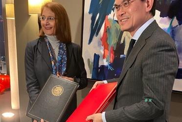 2020-ene-23, Firman México y Hong Kong acuerdo para promover y proteger inversiones