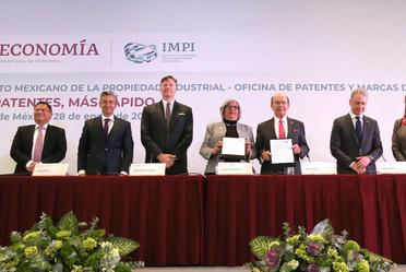 2020-ene-28, Memorándum de entendimiento entre el Instituto Mexicano de la Propiedad Industrial y la Oficina de Patentes y Marcas de EE.UU.
