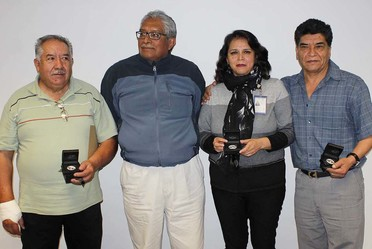 """Entrega del """"Premio Nacional de Antigüedad, 2019"""""""