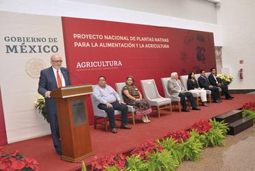 Presentación Proyecto Nacional de Plantas Nativas