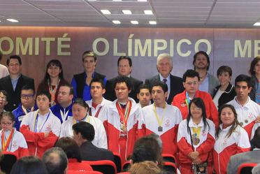 Se celebró la Alianza Estratégica del Movimiento Olímpico Mexicano con Special Olympics México