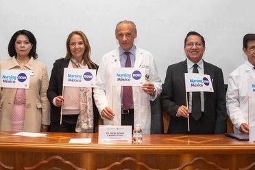 """Nursing now se basa en los resultados del informe """"Triple impacto"""" que concluye que además de mejorar la salud a nivel mundial, el empoderamiento de las enfermeras contribuirá a mejorar la igualdad de género."""