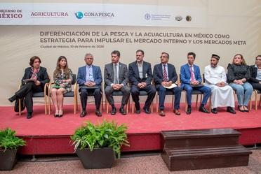 Realizan seminario sobre Pesca y acuacultura: su potencial productivo y viabilidad en la seguridad alimentaria, con valor nutricional para la población del país.