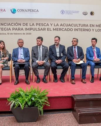 Impulsa Agricultura investigación y fomento de pesca y acuacultura sustentables