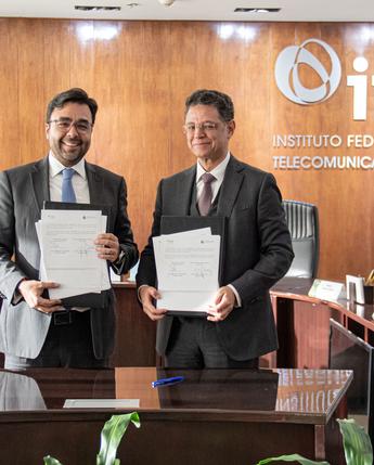 Firma de Convenio con el IFT en favor de la mejora regulatoria