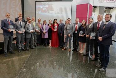 2020-feb-13, Entrega del Premio Nacional de Exportación