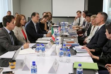 2020-feb-13, Reuniones técnicas con la Oficina del Representante Comercial de los EE.UU. con miras a la implementación del T-MEC
