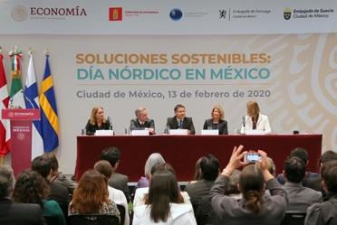 2020-feb-13, Paneles y clausura del Día Nórdico en México