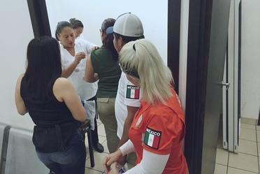 Personal de INM en Chiapas, recibió curso de capacitación para detectar los síntomas y signos del COVID-19