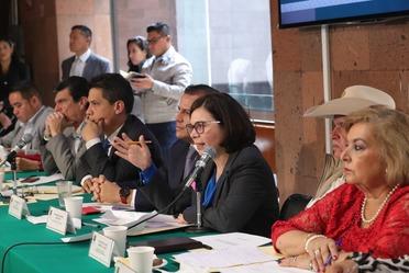 2020-feb-19, Reunión de la Comisión de Economía, Comercio y Competitividad de la Cámara de Diputados con el Subsecretario Francisco Quiroga
