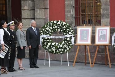 107 Aniversario de Gustavo A. Madero y Adolfo Bassó Bertoliat.