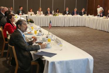 2020-feb-20, Consejo Directivo Nacional de American Chamber of Commerce of Mexico (AMCHAM)