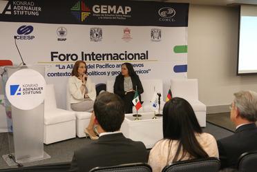 """2020-feb-20, Ponencia magistral """"Estado actual y perspectivas a futuro de la Alianza del Pacífico desde México"""""""