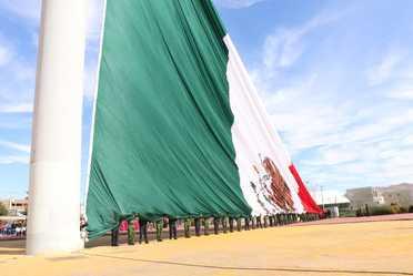 24 de febrero - Día de la Bandera