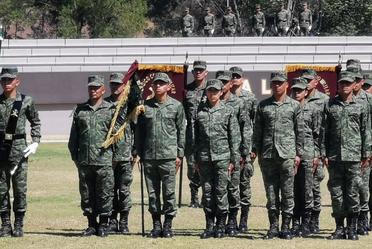 """Militares en competencia Internacional """"Chimaltlalli"""
