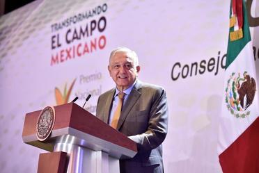 Clausura de la XXXVI Asamblea General Ordinaria Consejo Nacional Agropecuario (CNA)