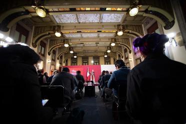 Conferencia de prensa del presidente Andrés Manuel López Obrador, del 28 de febrero de 2020