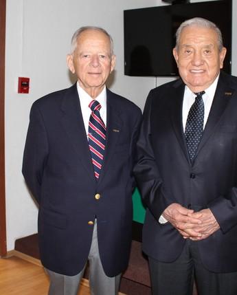 Se nombran al Auditorio Dr. Jesús Ma. Moncada de la Fuente y al Salón de Usos Múltiples Dr. Antonio Turrent Fernández