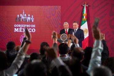 Conferencia de prensa del presidente Andrés Manuel López Obrador, del 4 de marzo de 2020